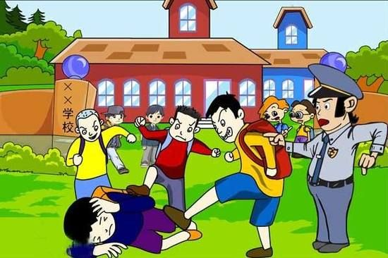 校园暴力事件频曝光
