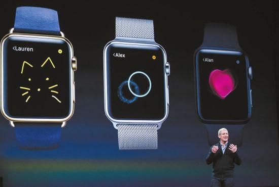 苹果智能手表销量不高 实用性打败伪需求