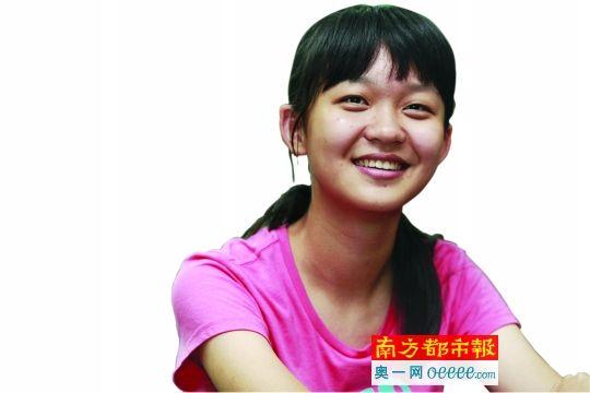 今年深圳中考满分460分,赵雨晴考了455分