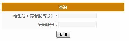 2015武汉大学高考录取查询