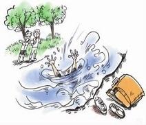 中学生溺水身亡 同伴受惊吓没报警引争议