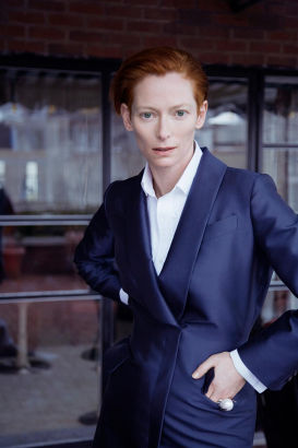 蒂尔达•斯文顿时尚女王蒂尔达•斯文顿是剑桥社会政治+英语双学位……