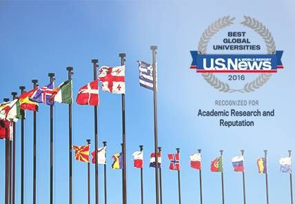 US News世界大学排名