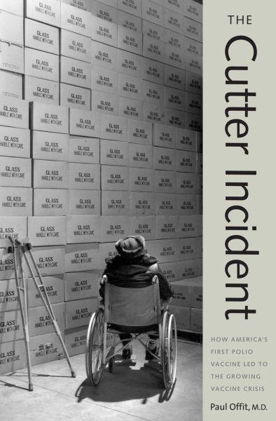专门介绍1955年Cutter事件的书籍封面