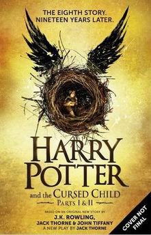 Harry Potter and the CursedChild《哈利・波特与被诅咒的孩子》