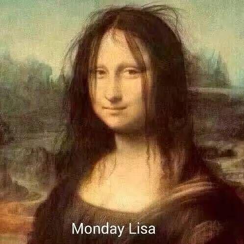 周一上班困难症