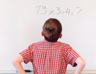 趣味测试:一道最热的五年级数学题(图)