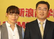 北邮MBA中心杨主任及招生主管唐菊华