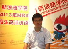 浙江财经学院MBA教育中心的董进才主任