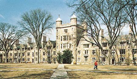 美国23所顶级商学院全接触:密歇根大学(组图)
