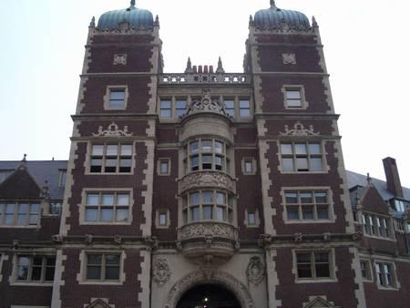 获诺贝尔奖最多的美国大学排名:宾大(组图)