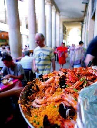 到西班牙必吃的美味:国食Tapas