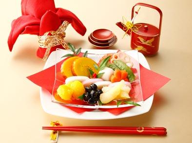 日本正月料理:喜庆筷的由来(组图)