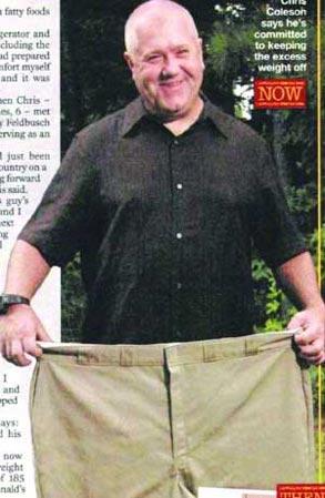 全球减肥狂人大比拼:打嗝减肥等
