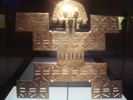 哥伦比亚是盛产黄金的国家