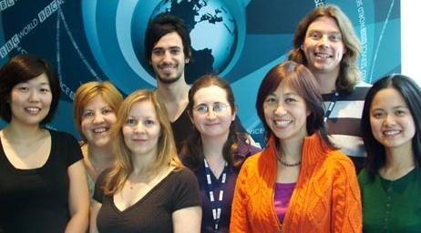 BBC Learning English China Team