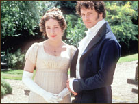 The BBC's production of Pride and Prejudice