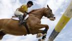 伦敦谈体育:骑手