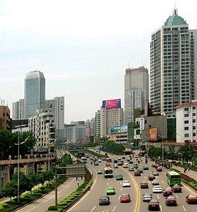 中国十大最幸福城市排行榜(组图)