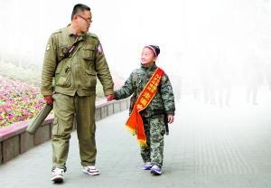 辽宁女孩冯靖涵想利用寒假走遍31个省区市