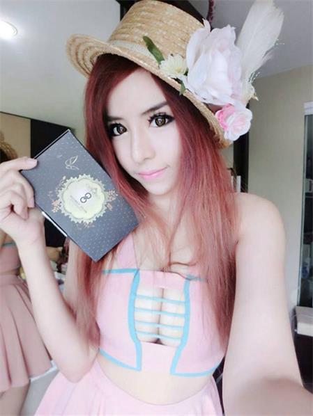 泰国全身整形Showgirl海量性感照(图)