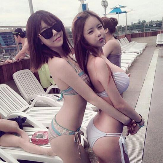 韩国女主播美艳惊人不忍直视(图)