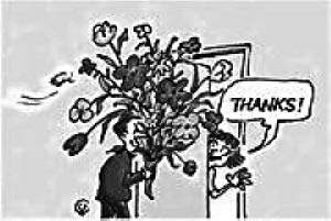 西洋妙语:非常非常感谢的另类表达(图)