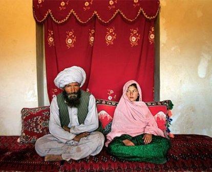 环球视野:也门娃娃新娘成功离婚(图)