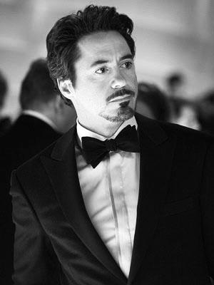 08年电影角色时尚之最:唐尼(组图)