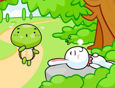 脑筋急转弯第六期:龟兔赛跑谁会赢
