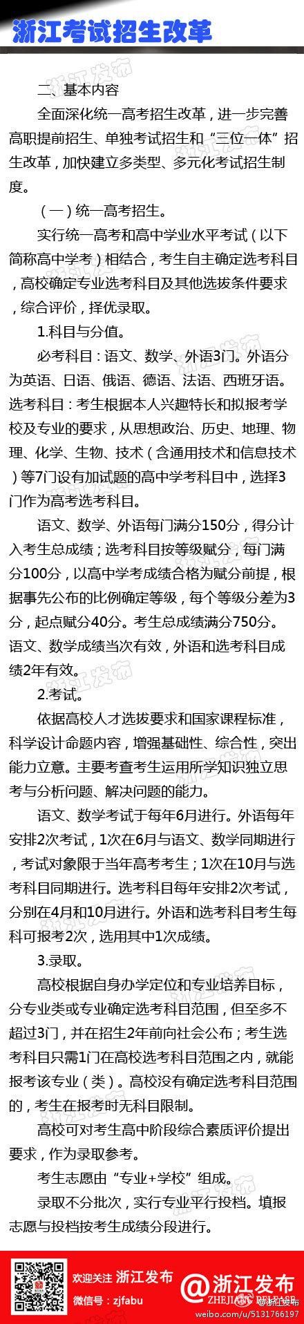 微信快3属于赌博吗,浙江高招制度综合改革试点方案(全文)