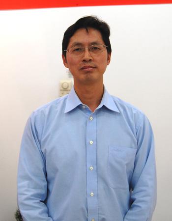 加拿大达内科技(中国)公司副总裁易爱民