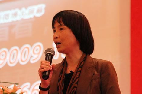 田惠萍:孤独症儿童和残疾儿童家庭的社会保障