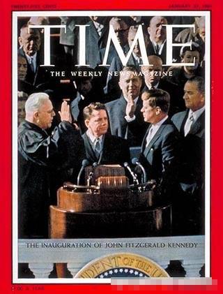 1961年肯尼迪就职大典(组图)
