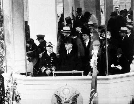 1941年富兰克林・罗斯福第三次连任美国总统(组图)