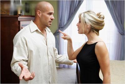 婚恋心理:家庭暴力男性是最大受害者?(组图)