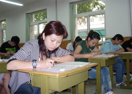 08年PETS上周末开考首次谢绝小学生(图)