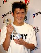 香港最佳男歌手:陈冠希