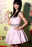 台湾最受欢迎女歌手蔡依林