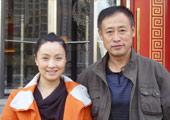 陶虹(左)参与节目