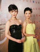 主持人李晓峰和张杨果而