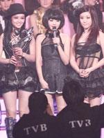 Hotcha获最受欢迎广告歌曲铜奖