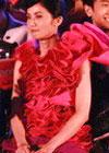 阿SA大红裙