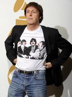麦卡特尼T恤恶搞披头士