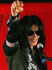 组图:迈克尔杰克逊宣布伦敦复出