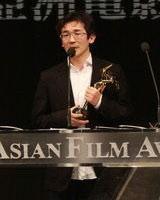 魏德圣凭《海角七号》获亚洲新秀大奖