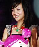 阳蕾-06年超女十强