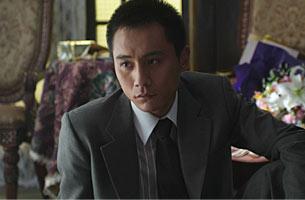 刘烨《男儿本色》神情暗淡