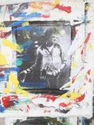 纽约街头办杰克逊艺术展览