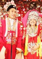 中式古典婚礼